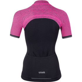 UYN Biking Alpha OW - Maillot manches courtes Femme - rose/noir